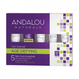 Age Defying Get Started Kit, Andalou
