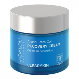 Argan Stem Cell Recovery Cream, 50g, Andalou