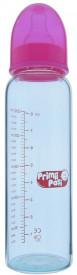 Biberon borosilicat (sticla) 240 ml, Primii Pasi