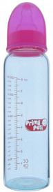 Biberon borosilicat (sticla), 240 ml(R0150), Primii Pasi
