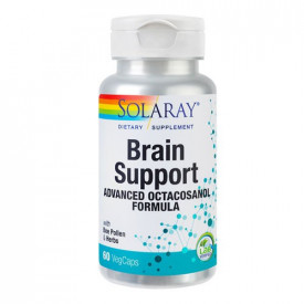 Brain Support, 60cps, Solaray