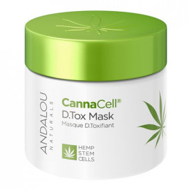 CannaCell D.Tox Mask, 50g, Andalou