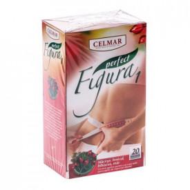 Ceai Perfect Figura1, 20dz, Celmar