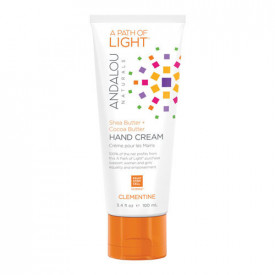 Clementine Hand Cream, 100ml, Andalou