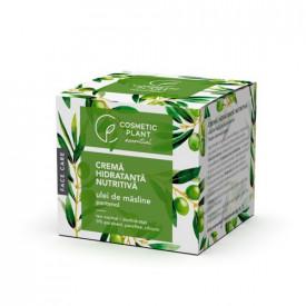 Crema hidratanta nutritiva ulei de masline & pantenol, 50ml, Cosmetic Plant