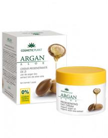 Crema regeneranta de zi cu argan&aloe vera, 50ml, Cosmetic Plant