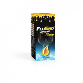 Fluend Extreme sirop, 150ml, Sun Wave Pharma