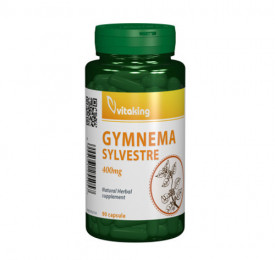 Gymnema Sylvestre 400mg, 90cps, Vitaking