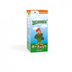 Wormex Sirop, 200ml, Sun Wave Pharma