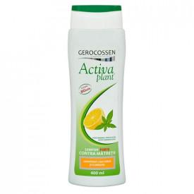 Activa plant sampon contra matretii forte, 400 ml, Gerocossen