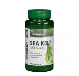 Alga marina (Sea Kelp) 30mg, 90cps, Vitaking