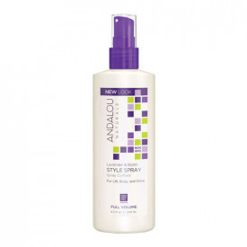 Lavender & Biotin Full Volume Style Spray, 242ml, Andalou