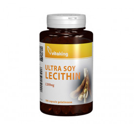 Lecitina Forte 1200 mg, 100cps, Vitaking