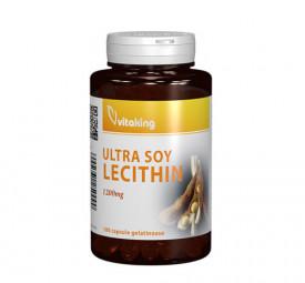 Lecitina Forte 1200 mg, 100cps, Vitaking