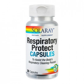 Respiratory Protect, 30cps, Solaray