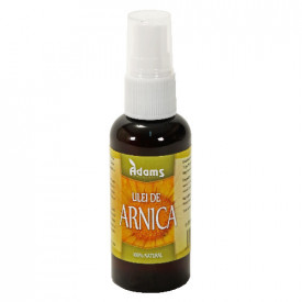 Ulei de Arnica, 50ml, Adams Vision