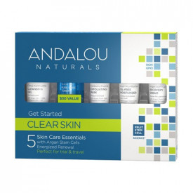 Clear Skin Get Started Kit, Andalou