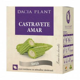 Ceai castravete amar, 50g, Dacia Plant