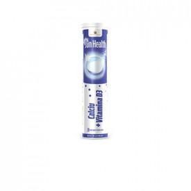 Sun Health Calciu+Vitamina D3, 20cps eff. Sun Wave Pharma