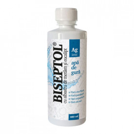 BiSeptol apa de gura, 480ml, Dacia Plant