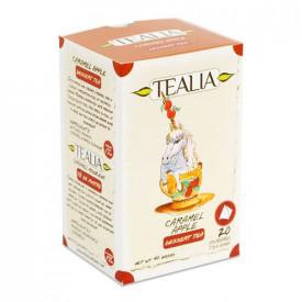 Caramel Apple, 20 plicuri piramida x 2g, Tealia