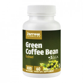 Green Coffee Bean 400mg, 60cps, Jarrow Formulas