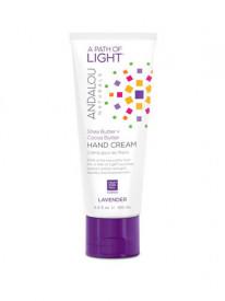 Lavender Hand Cream, 100ml, Andalou