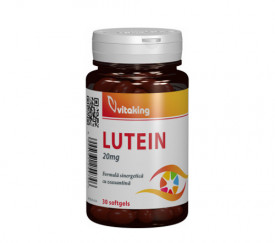 Luteina 20 mg, 30cps, Vitaking