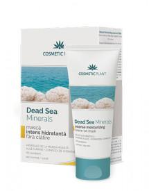 Masca intens hidratanta Dead Sea, 50ml, Cosmetic Plant