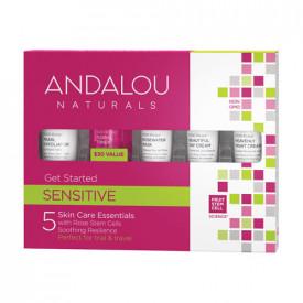 Sensitive Get Started Kit, Andalou
