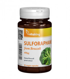 Sulforaphane din Broccoli, 60cps, Vitaking