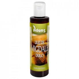 Ulei de Migdale dulci, 200ml, Adams Vision