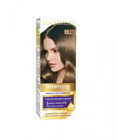 Vopsea de par permanenta Intensse Color 3.3 Saten Ambra, 50 ml, Gerocossen