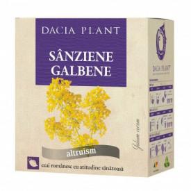 Ceai sanzaiene, 50g, Dacia Plant