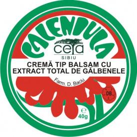 Unguent Galbenele, 40gr, Ceta Sibiu