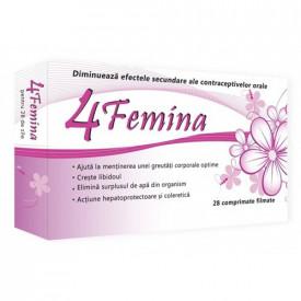 4Femina, 28cps, Zdrovit