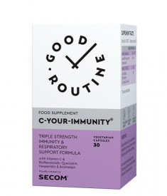 C-Your-Immunity, 30cps, Good Routine
