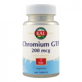 Chromium GTF 200mcg, 100cps, Kal