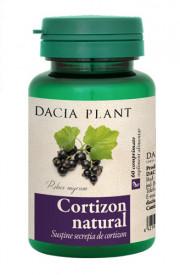 Cortizon natural, 60cps, Dacia Plant