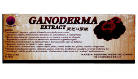Ganoderma Extract, 10fl X10ml, Naturalia Diet