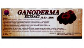 Ganoderma Extract, 10fl X10ml, Naturalia Diet