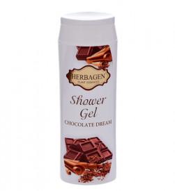 Gel de dus Chocolate Dream, 250ml, Herbagen