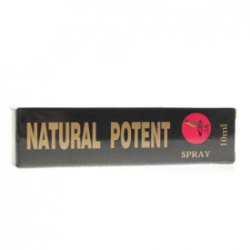 Natural Potent spray, 10ml, Naturalia Diet