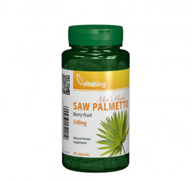 Palmier pitic (Saw palmetto) 540 mg, 90cps, Vitaking