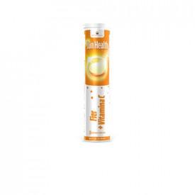Sun Health Fier+Vitamina C, 20cps eff. Sun Wave Pharma