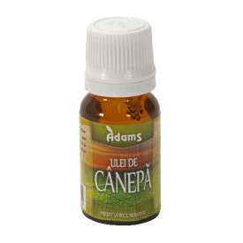 Ulei de Canepa, 10ml, Adams Vision