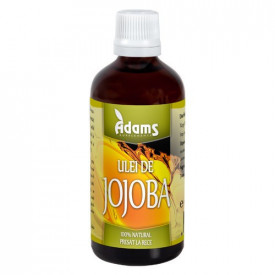 Ulei de Jojoba, 100ml, Adams Vision