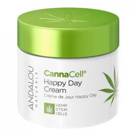 CannaCell Happy Day Cream, 50g, Andalou
