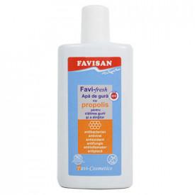 Favi-fresh apa de gura cupropolis (BIO),250ml, Favisan