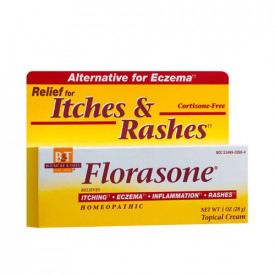 Florasone Eczema Cream, 28.35g, Boericke & Tafel
